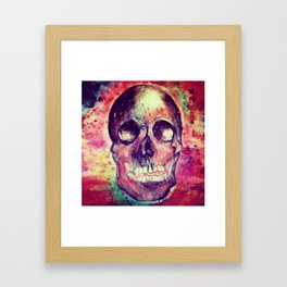 Frenzied Minds Framed Art Print