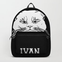 Ivan and Dobby Collegiate Inverse Backpack