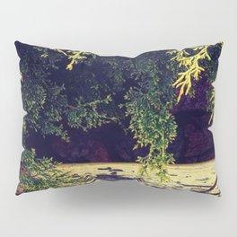 Yellow Wood in Shade Pillow Sham