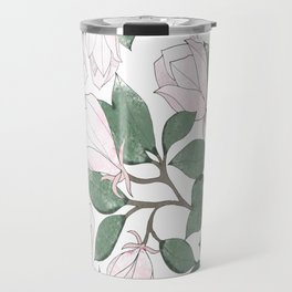 Magnolia. Travel Mug