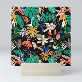 PARADISIACAL NIGHTLIFE Mini Art Print