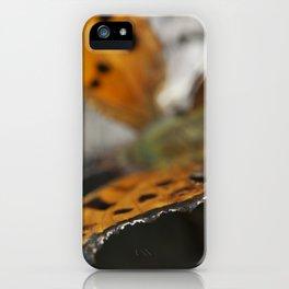 Crisp Wing iPhone Case