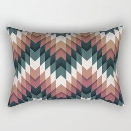 Earth Bender Rectangular Pillow