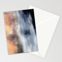 The Lake of Tranquility Stationery Cards