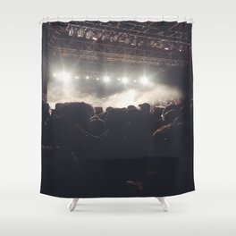 Escaping Tonight Shower Curtain