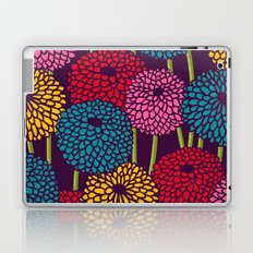 Full of Chrysanth Laptop & iPad Skin