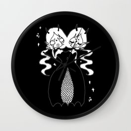 ▴ alien ▴ Wall Clock