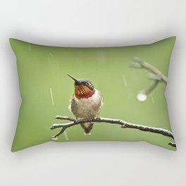 Hummingbird XIII Rectangular Pillow