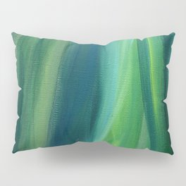 Green Magic Pillow Sham