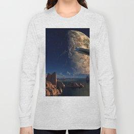 Imaginary  Land 2 Long Sleeve T-shirt