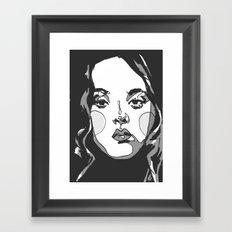A-ok Framed Art Print