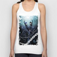 persona Tank Tops featuring Persona 3 Protagonists by Creativelea
