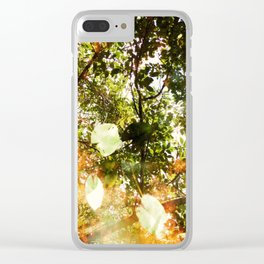 Muddled Clear iPhone Case