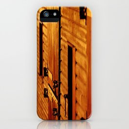 Stable Doors iPhone Case