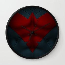 Nightwing: Superhero Art Wall Clock