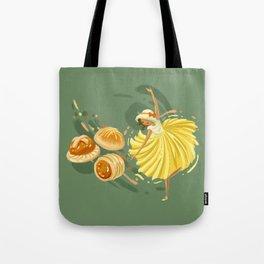 Pineapple Tart Tote Bag