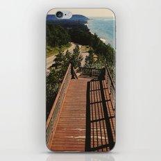 Lake Michigan Overview - Arcadia, MI iPhone & iPod Skin