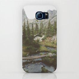 Dream Lake Creek iPhone Case