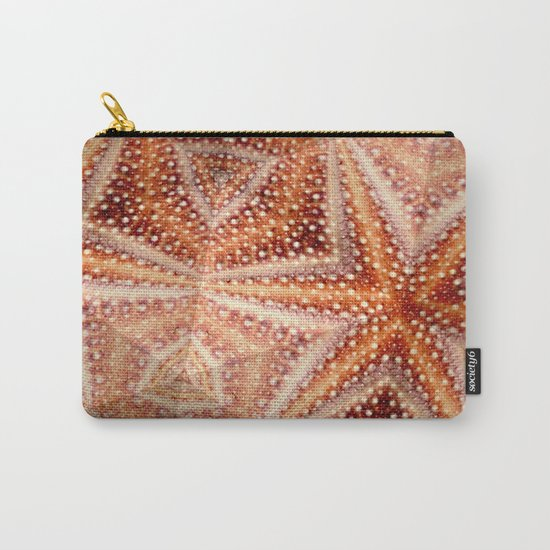 Urchin Mosaic Carry-All Pouch
