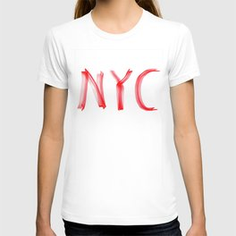 NYC Red Arrow T-shirt