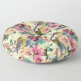 Wild Birds Floor Pillow