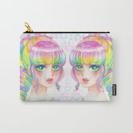 A Rainbow Doll 0824 Carry-All Pouch