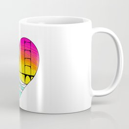 Baker Beach Sunset Coffee Mug
