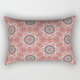 Western flower pattern Rectangular Pillow