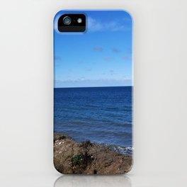 Irish Sea 02 iPhone Case
