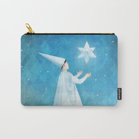 The Silent Princess Carry-All Pouch