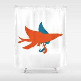 Flag - Gerald Robin ©Design Shower Curtain