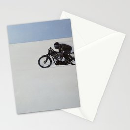 Brough Superior on the Salt Stationery Cards