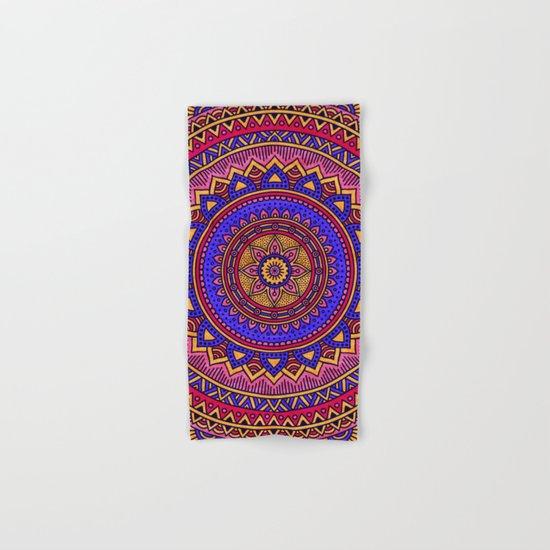 Hippie mandala 42 Hand & Bath Towel