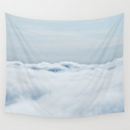 Clouds over Nome Wall Tapestry
