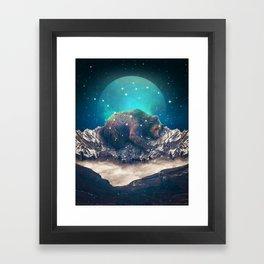 Under the Stars | Ursa Major Framed Art Print