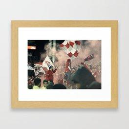 Ultras 003 Framed Art Print