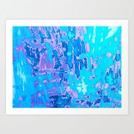 #####_III Art Print