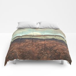 Copper Ground Comforters