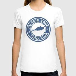 Bluefin Tuna Club logo T-shirt