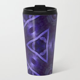 Purple Passion Pattern 11 Travel Mug