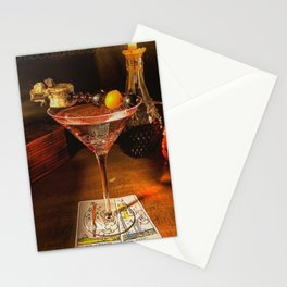 Catacomb Culture - Halloween Martini Stationery Cards