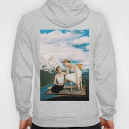 Girl Talk Hoody