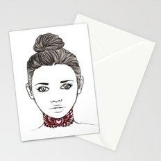Heart Tattoo Stationery Cards