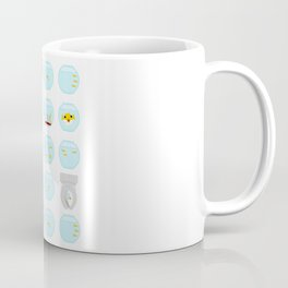 Fish Bowls Coffee Mug
