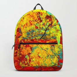 Abstract Tree Backpack