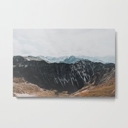 interstellar - landscape photography Metal Print