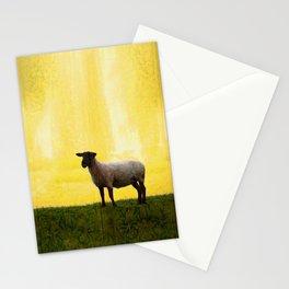 Holy sheep Stationery Cards