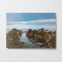 Kazachij Erik River Metal Print