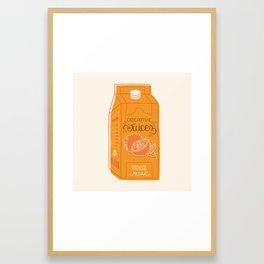 Creative Juice Framed Art Print