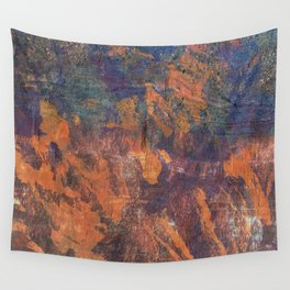 Fluorite Canyon Wall Tapestry